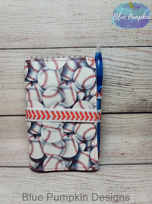 Blank 3x5 Top Spiral ITH Notebook Cover