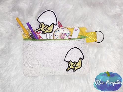 Depress Egg Man Hiding Design