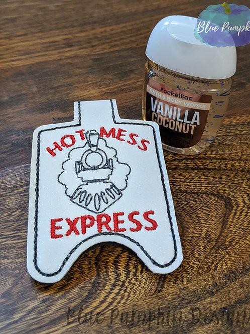 Hot Mess Express Sanitizer Holder