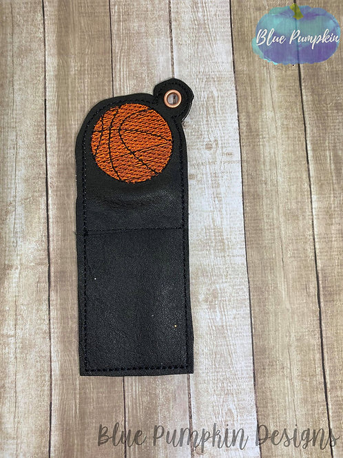 Basketball Chapstick Holder