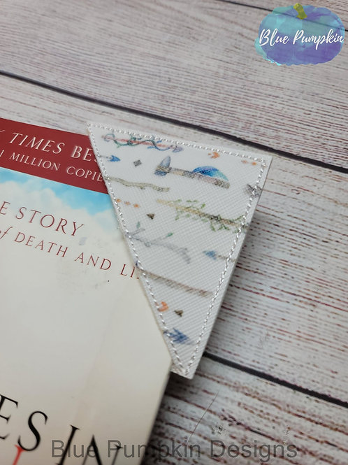 Corner ITH Bookmark