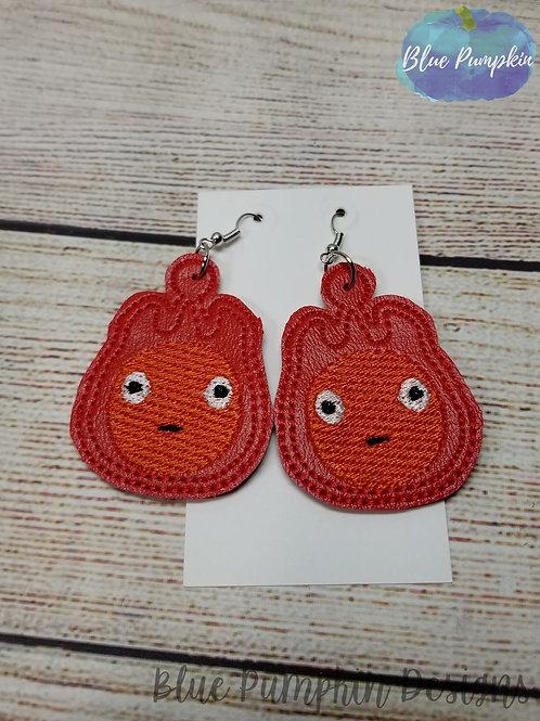 Cal Fire Earrings