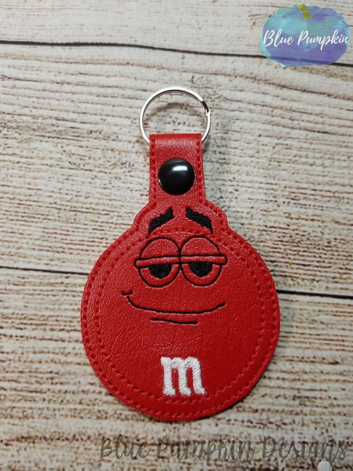 Red Candy Key Fob