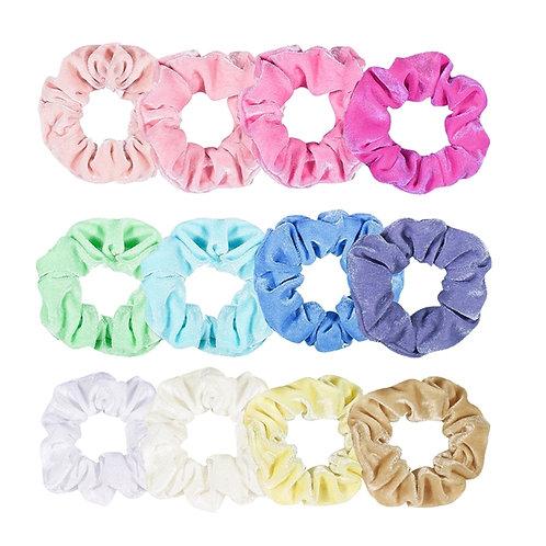 Velvet-y Hair Scrunchie Holders