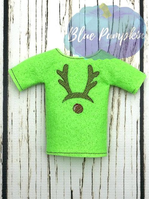 Reindeer Elf Shirt
