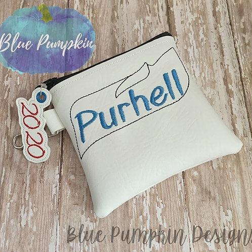 Purhell 4x4 5x5 ITH Bag Design