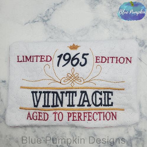 Blank Vintage Mug/Snack Mat