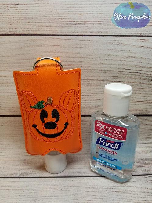 Pumpkin Mouse 2oz Sanitizer Holder