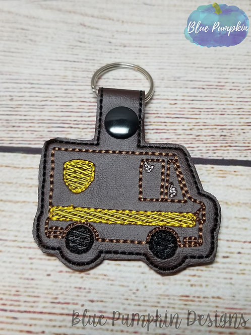 UPS Delivery Truck Key Fob
