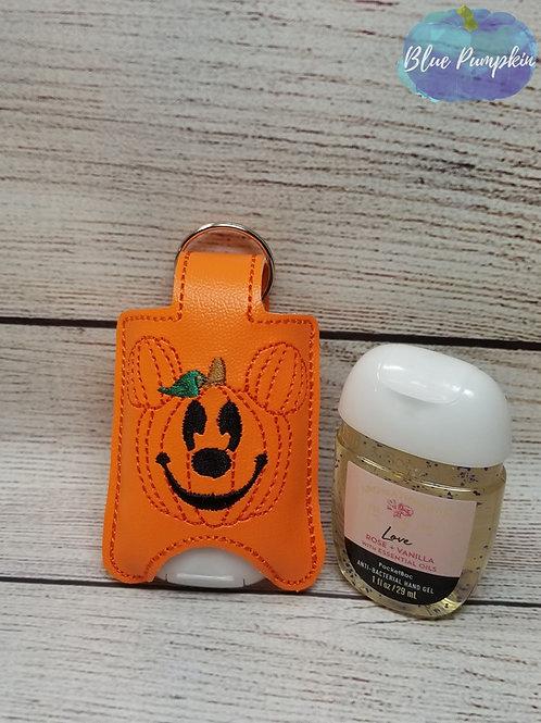 1oz Pumpkin Mouse Sanitizer Holder
