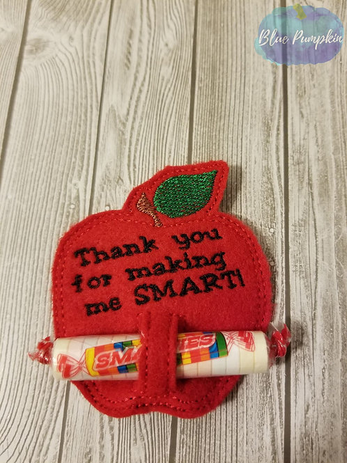 Apple Smartie Holder