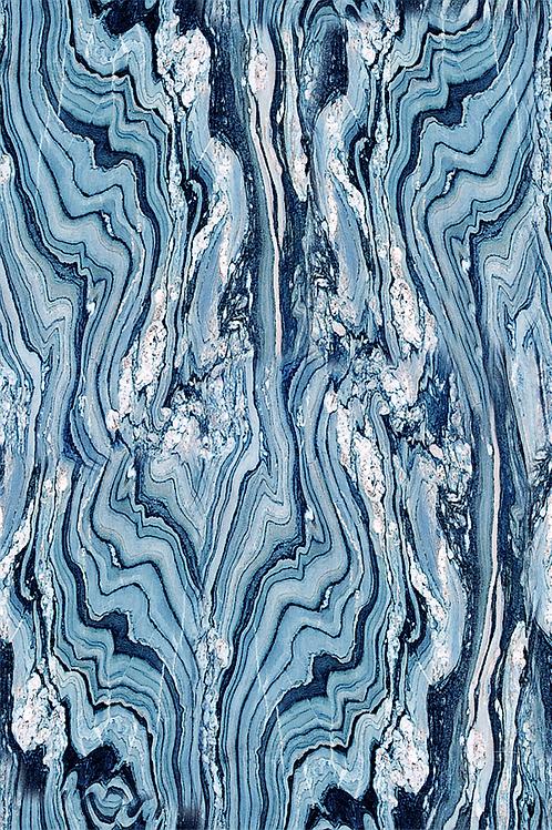 Blue Stone Embroidery Vinyl