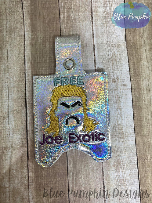 Free Joe Sanitizer Holder