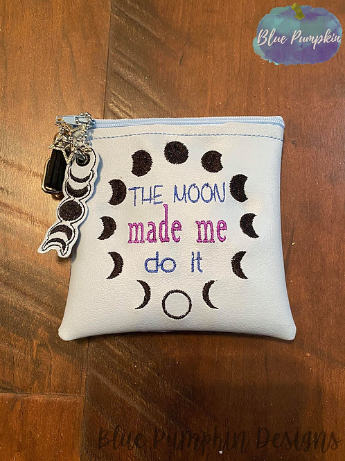 5x5 Moon Made me ITH Bag Design