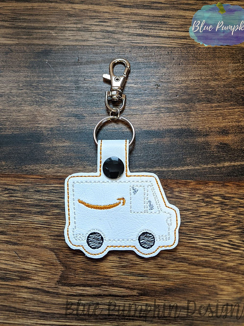 Amazon Delivery Truck Key Fob
