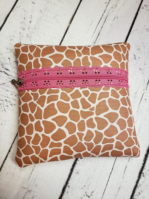 6x6 ITH Zipper Bag Design