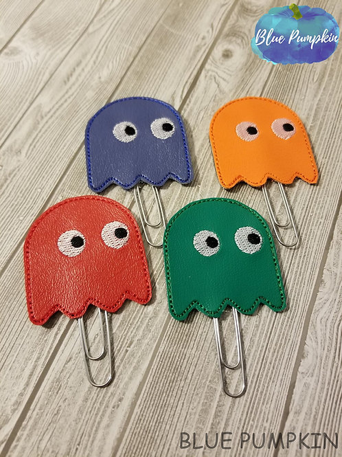 Ghosties Paper Clip Toppers