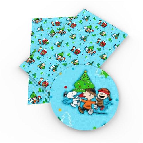 Gang Christmas Embroidery Vinyl