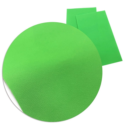 Bright Green Embroidery Vinyl