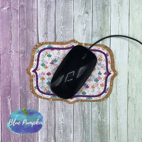 ALL SIZES ITH Mouse Pad Design