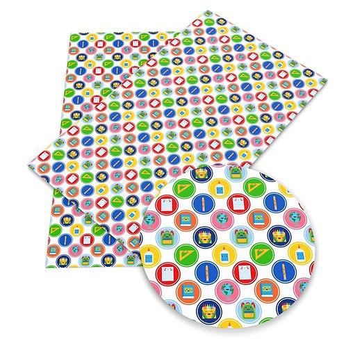 Circle Supplies Embroidery Vinyl