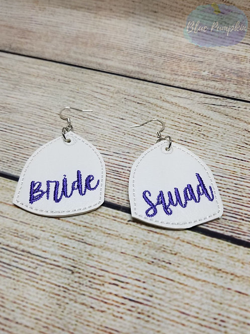 Bride Squad Earrings