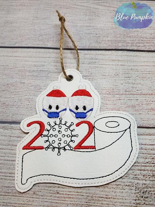 Elf Christmas Ornament 2020 TP