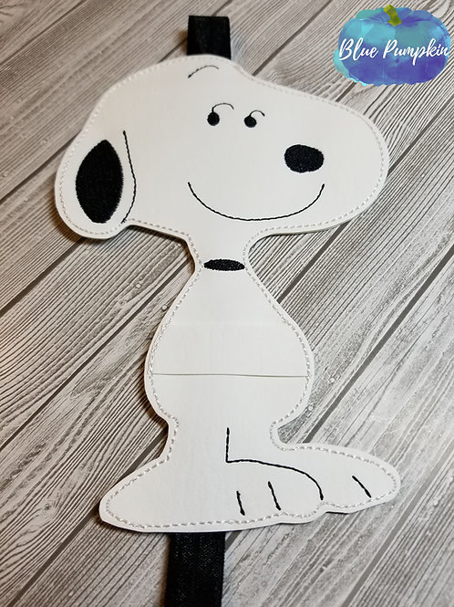 Snoopy Planner Band