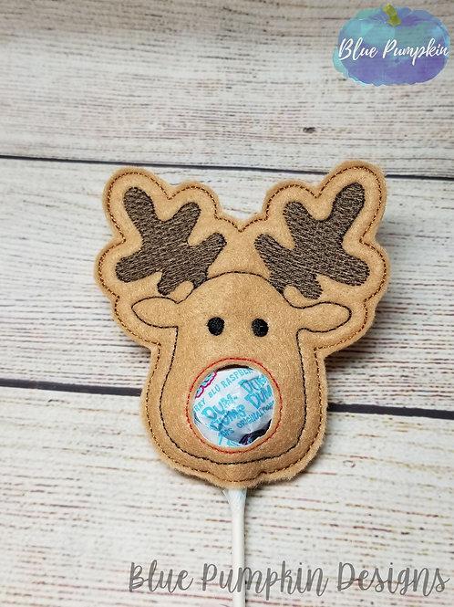 Reindeer 3d Lollipop Holder