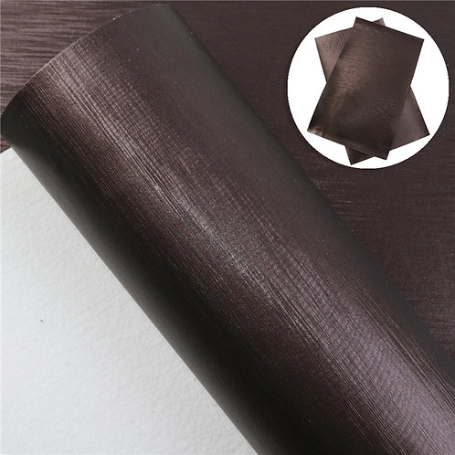Dark Brown with Texture Embroidery Vinyl