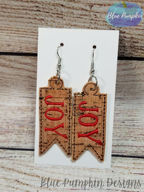 Joy Pennant  Earrings