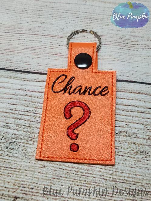 Chance? Key Fob