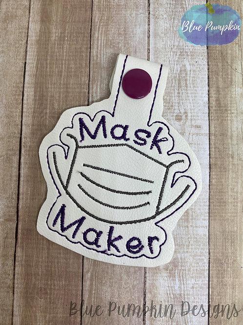 Mask Maker Key Fob