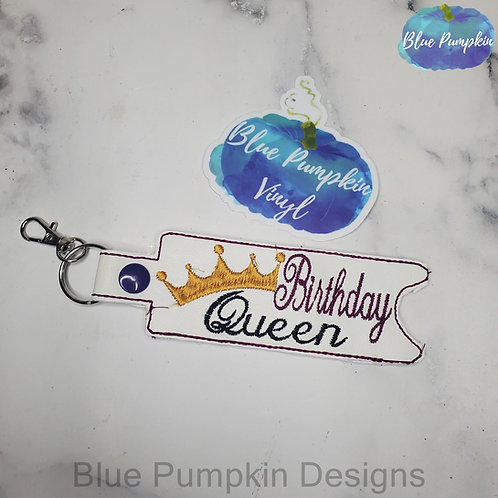 Birthday Queen Lotion Holder