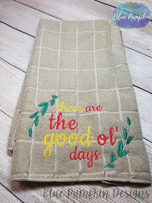 Good Ol Days Design