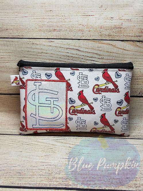 STL Cards 5x7 ITH Zipper Bag Design
