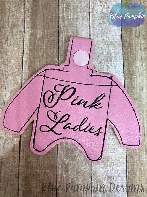Pink Ladies Hand Sanitizer Holder