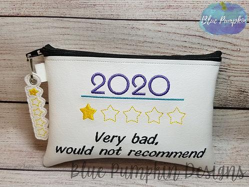 2020 Very Bad 5x7 ITH Bag Design