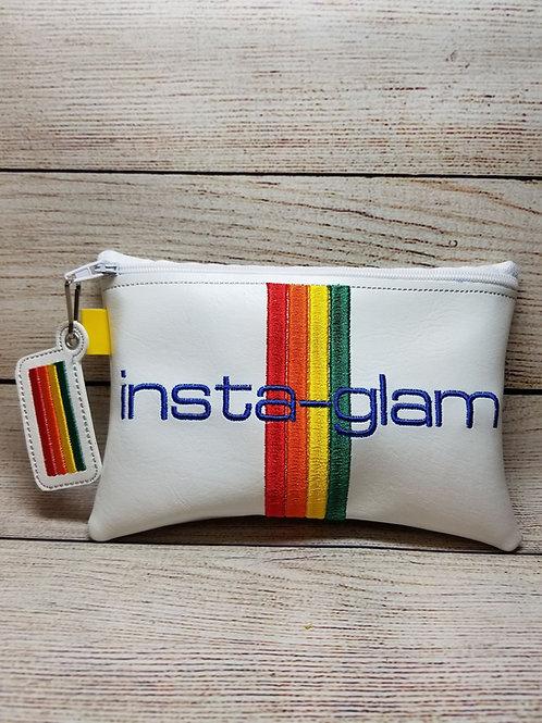 Instaglam ITH Zipper Bag Design