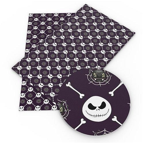 Jack and Bones  Embroidery Vinyl