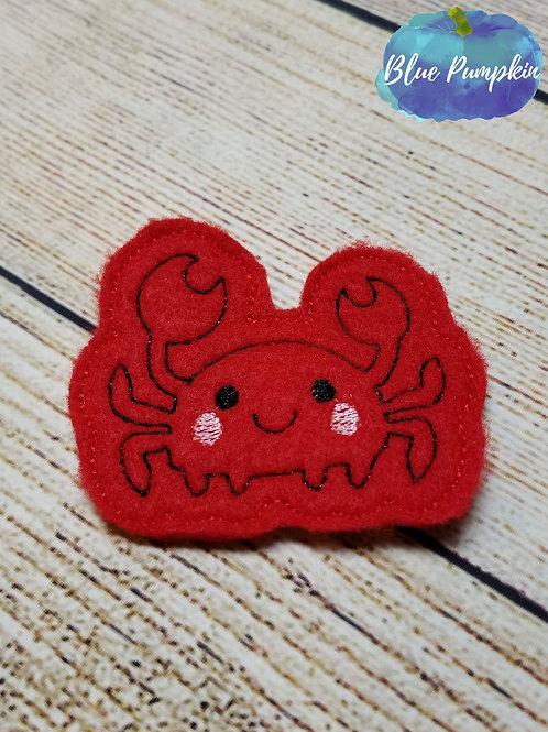 Crab Feltie