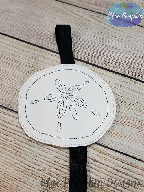 Sand Dollar Planner Band