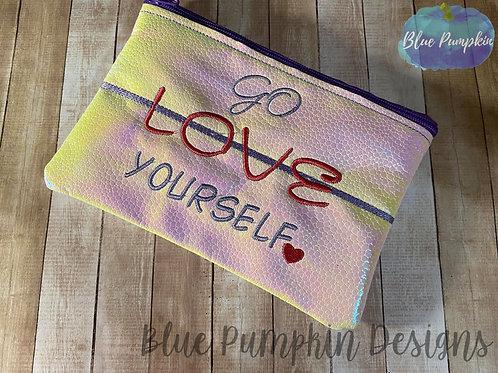 Go Love yourself ITH Bag Design