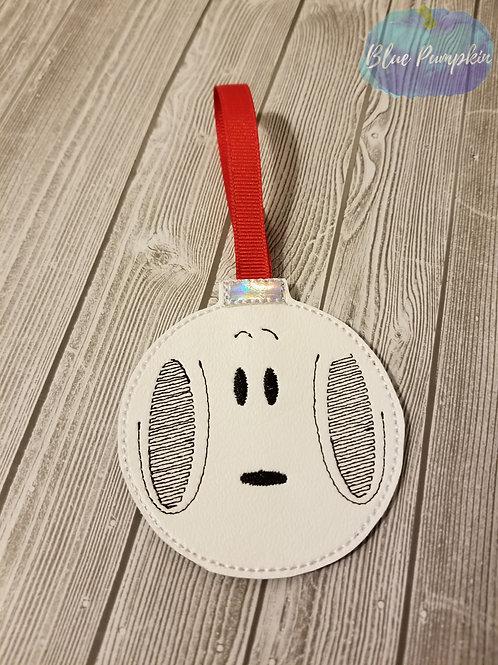 Snoopy Ornament Design