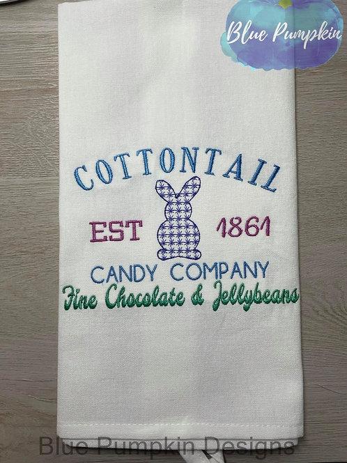 3 sizes Cottontail Single Design