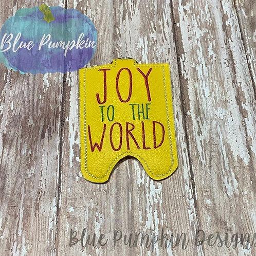 2oz Joy to the World Holder