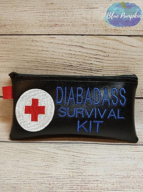 Diabadass ITH Zipper Bag Design