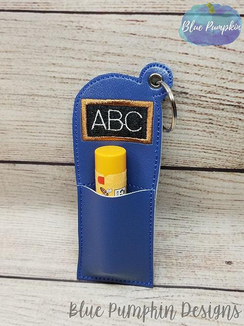 ABC Chapstick Holder