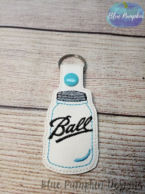 Ball Key Fob