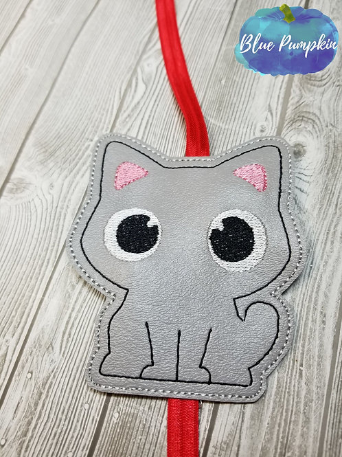 Simple Cute Kitty Planner Band